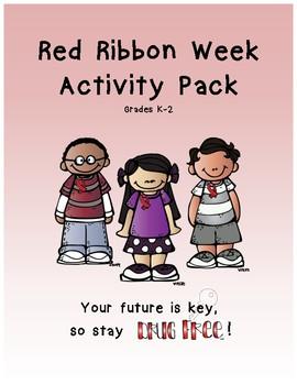 2017 K-2 Red Ribbon Week Activity Pack