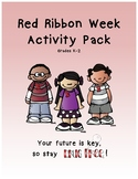 2017 K-2 Red Ribbon Week Activity Pack