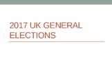 2017 UK General Elections