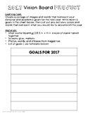 2017 Vision Board Project
