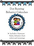 2018-19 Folder Behavior Calendars