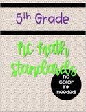 2018-19 NC 5th Grade Math Standards