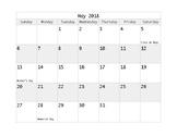 2018-2019 Calendar BONUS SUMMER MONTHS