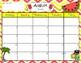 2018-2019 School Year Calendar (Weekdays Only)