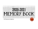 2018-2019 Monthly Memory Book