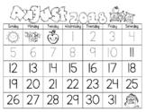 2018-2019 School Year Student Calendar