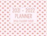 2018-2019 Special Education Planner