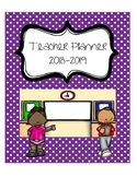 2018-2019 Teacher Adaptable Planner