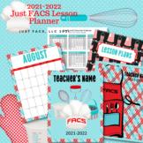 2020-2021 Teacher Lesson Planner!