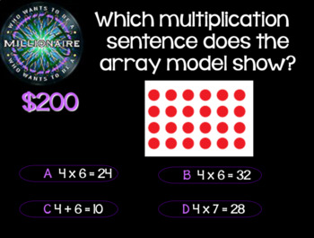 2018 - #3 3rd Grade Who Wants to Be a Millionaire STAAR Review Game