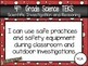 """4th Grade Streamlined Science TEKS """"I Can"""" Statement Posters: PIRATE PROUD"""
