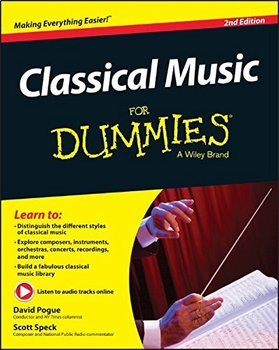 2018 AJHD Individual Fine Arts Study Guide - Classical Music