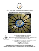 2018 AJHD Individual Religion Study Guide - The Church