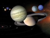 2018 AJHD Individual Science Study Guide - The Solar System