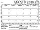 2018 August Conduct Calendar