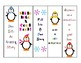 2018 BOOKMARKS, BUNDLE 3 PAGES, 12 BOOKMARK TEMPLATES, NEW YEAR BOOKMARKS