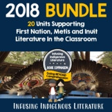 2018 BUNDLE - Supporting First Nation, Metis and Inuit Literature