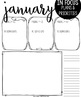 2018 Best Year Ever Organize Your Life Planner - Rose Gold Boss Babe