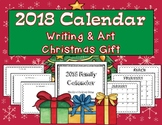 2018 Calendar Christmas Gift