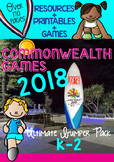 Commonwealth Games 2018 Bundle K-2
