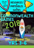 Commonwealth Games 2018 Bundle YRS 3-6