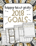 2018 GOALS *Writing Activity and Incentive Chart*