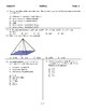2018 Honors Geometry Final Exam, 6 versions, pdf format