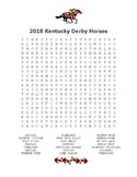 2018 Kentucky Derby Horses