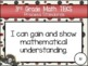 """2018-2019 3rd Grade Math TEKS """"I Can"""" Statement Posters: PIRATE PROUD"""