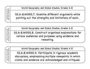 2018 Nevada State Social Studies Standards
