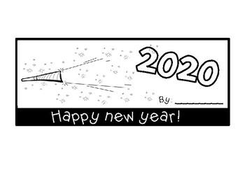 2018 New Year Flip Book