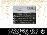 2018 New Year Flip Book
