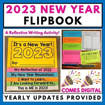 2018 New Year Flipbook