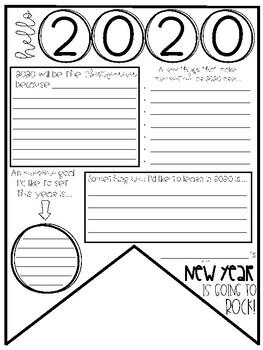 2018 New Year Pennant Activity
