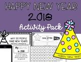 2018 New Year's Activities