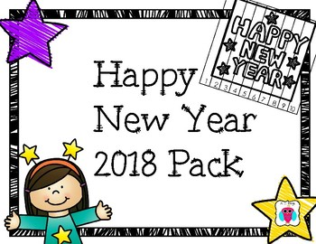 2018 New Year's Pack