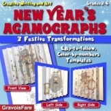 2020 New Year's Resolutions: 3 Agamographs—Crafts and Activities