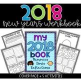 2018 New Year's Workbook & 2017 Reflection