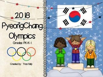 2018 Olympic Winter Games - HUGE Resource Packet