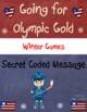 2018 Olympics Secret Coded Message