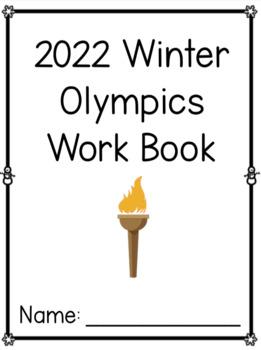 2018 Olympics Unit Workbook