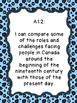 2018 Ontario Grade 3 Social Studies I Can Statement Posters