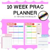 10 Week Prac Planner