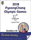 2018 PyeongChang Olympic Games Gr. 4-8 e-lesson plan