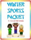 2018 Winter Olympic Activities