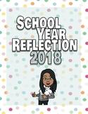 2018 School Year Reflection