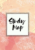 2018 Student Planner with Study Tools and Organizational Aids