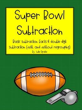 2018 Super Bowl Subtraction