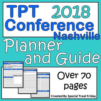 2018 TPT Conference in Nashville