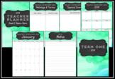 2018 Teacher Planner Version 5